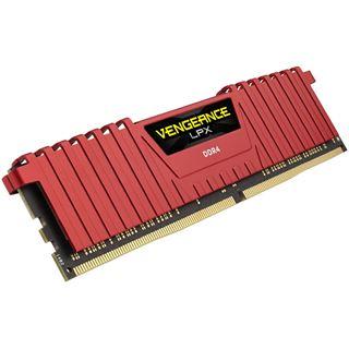 32GB Corsair Vengeance LPX rot DDR4-3466 DIMM CL16 Dual Kit