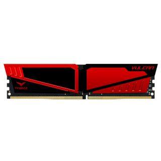 16GB TeamGroup Vulcan schwarz/rot DDR4-3000 DIMM CL16 Dual Kit